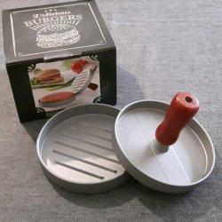Molde para hamburgers