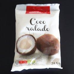 Coco ralado - Continente