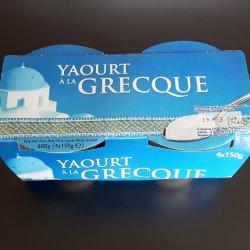 Iogurte grego natural - Aldi