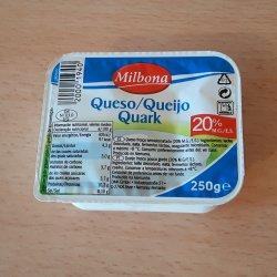 Queijo quark - Lidl