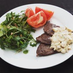 Pratos com carne